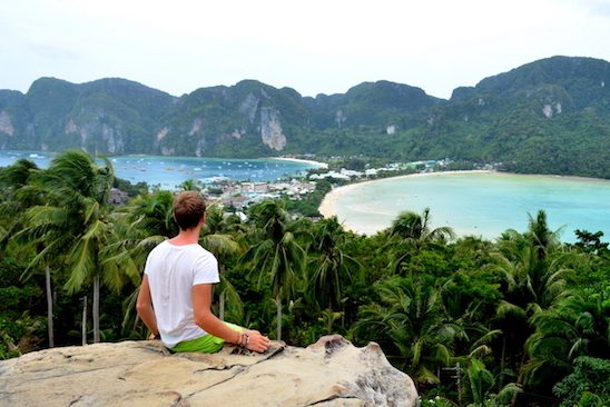 Backpacker kennenlernen thailand