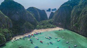 Maya Bay in Thailand