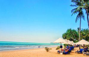 Khan Lak Island in Thailand