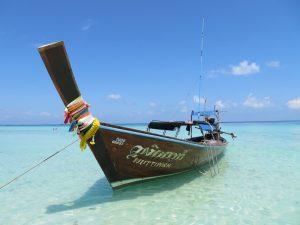 Koh Rok Island in Thailand