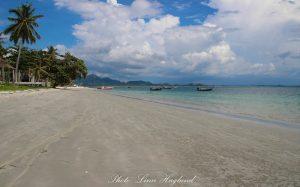 Koh Mook island in Thailand