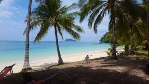 Koh Bulon beach