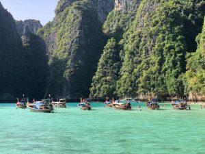 Lagoon in Thailand