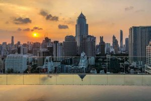 All information for backpacking Bangkok