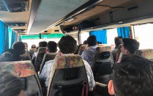 Jordanien Reisetipps zum Bus