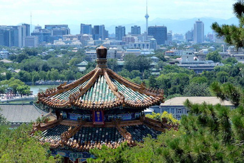 China Reisetipps, Skyline Peking