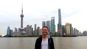 Ich in Shanghai