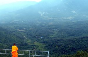 Monks in the mountains, VPN China access to instagram, google, facebook