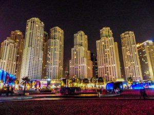 Dubai Sehenswürdigkeiten: Jumeirah Promenade