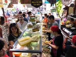 Banh Mi Streetfood Geschäft