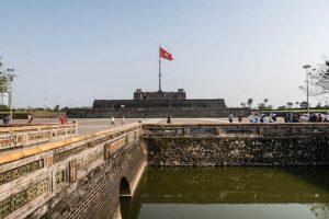 Imperial City von Hue Vietnam