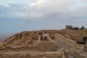 Masada als Sehenswürdigkeit Israels