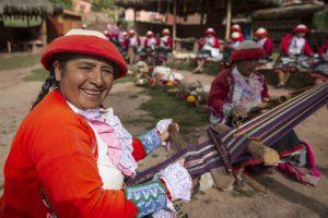 Peru local women