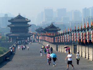 Luftverschmutzung in China bei den Reiseitipps