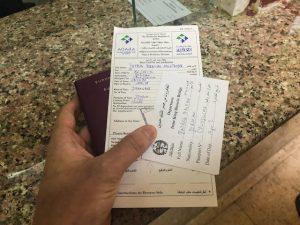 Jordanien Reisetipps zur Ausreise nach Israel