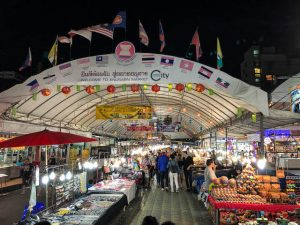 Ansuran night market