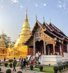 Wat Phra Singh Tempel