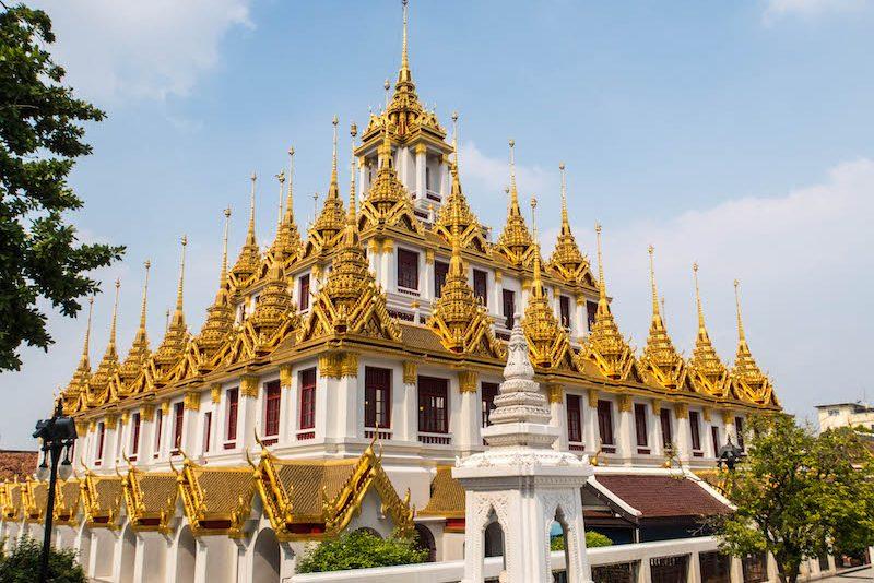 Sehenswürdigkeiten in Thailand: Tempel in Bangkok