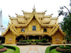 Sehenswürdigkeit in Chiang Rai, Thailand