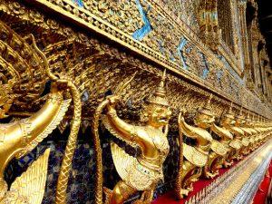 Sehenswerter Königspalast in Thailand