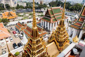 Tempel in Bangkok: Infos zum Thailand Visum