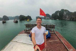 Visum Vietnam 2019 beantragen, alle Infos! Bild in der Halong Bay