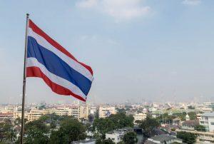 Flagge von Thailand, Infos zum Visum
