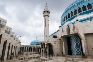 Moschee ist eine der Amman Sehenswürdigkeiten