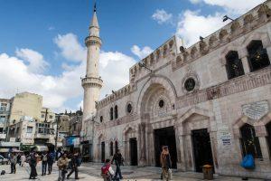 Moschee im Stadtzentrum