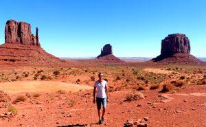 Monument Valley Landschaft