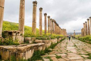Jerash Tagesausflug von Amman