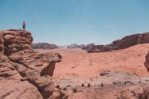 Jordan Pass Eintritt in die Wadi Rum