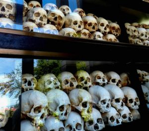 Killing Fields bei Phnom Penh