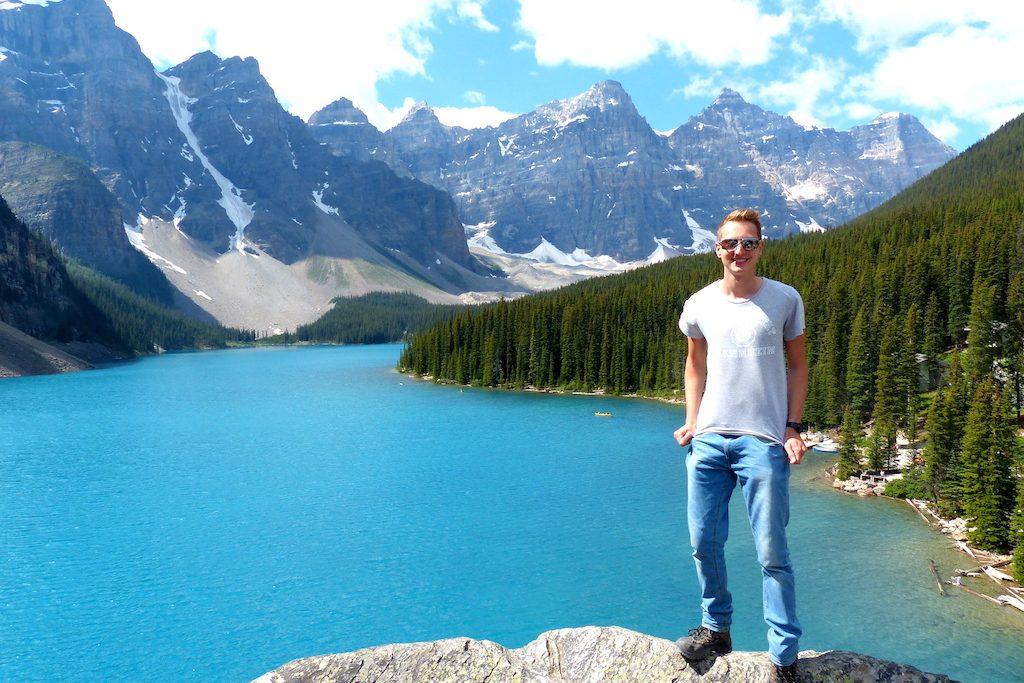Moraine See - Infos zum eTA Visum für Kanada
