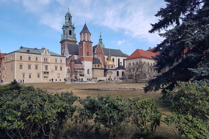 Städtetrip Krakau: Attraktionen der Wawel Burg