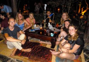 Laos Backpacking Bar