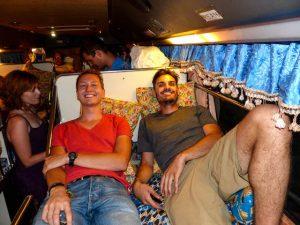 Laos Reisetipps zum Nachtbus