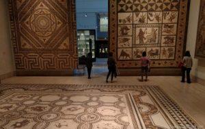 Im sehenswerten archäologischen Museum in Madrid