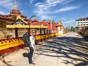 Backpack Review in Myanmar: Osprey Farpoint 80
