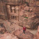 Petra Jordanien: Infos + Tipps zum Besuch der jordanischen Felsenstadt Petra!