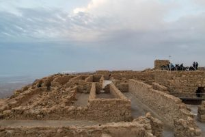 Ruinen von Masada