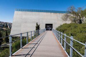 Weg zum Holocaust Museum