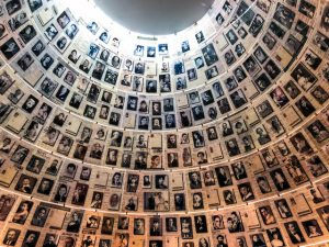 Memorial in Jerusalem Yad Vashem