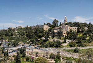 Jerusalem Geheimtipp: Aussicht vom Viertel Yemin Moshe