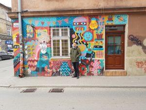 Sehenswertes jüdisches Viertel in Krakau