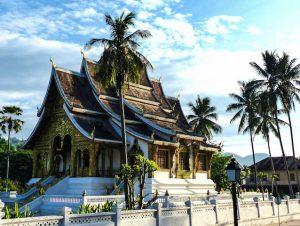 Laos Sehenswürdigkeiten in Luang Prabang