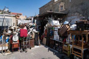 Markt in Jaffa