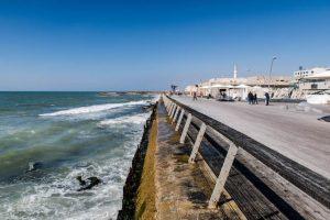 Tel Aviv Attraktionen Hafenpromenade