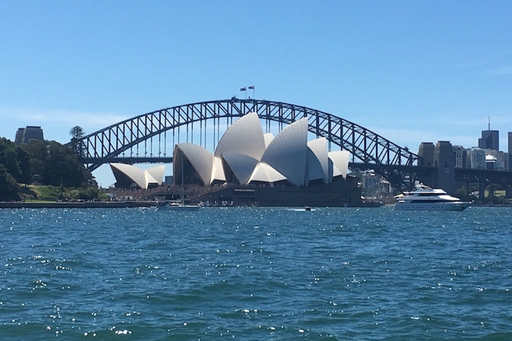 Sydney - Alles zum Australien Visum beantragen online