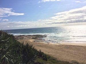 Strand in Australien - Infos zum Visum